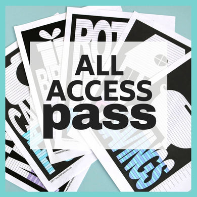 ! All Access Pass - Closed