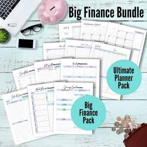 Big Finance Bundle
