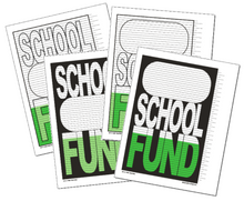 School Fund with Blanks