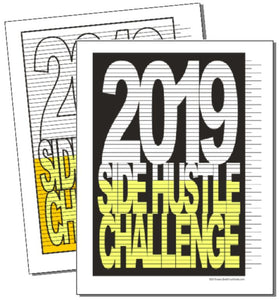 2019 Side Hustle Challenge