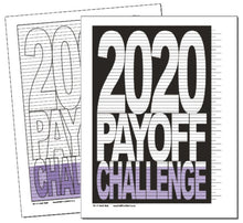 2020 Payoff Challenge