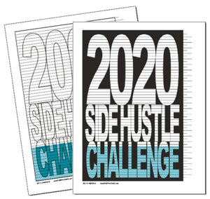 2020 Side Hustle Challenge