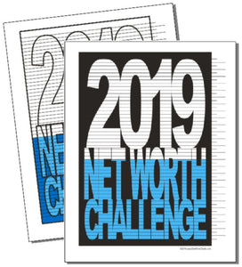 2019 Net Worth Challenge
