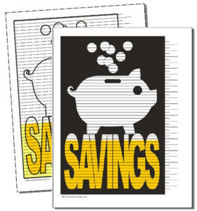 Savings Piggy