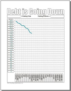 Debt is Going Down