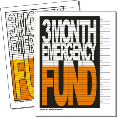 3 Month Emergency Fund
