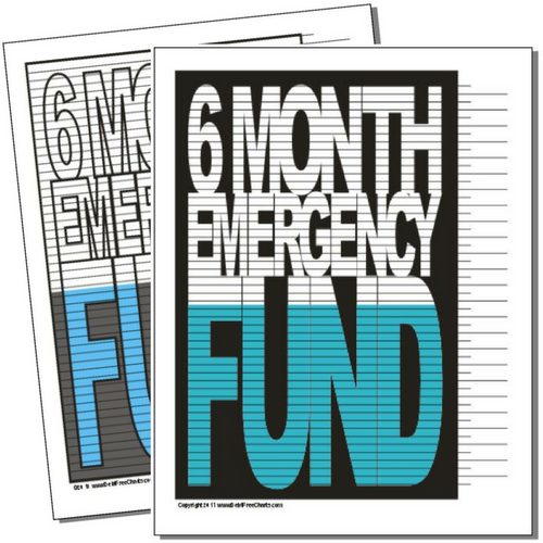 6 Month Emergency Fund