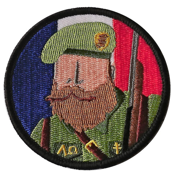 Patch Commémoratif 39-45