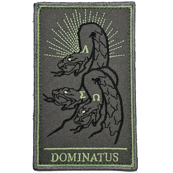 Carte de Tarot Dominatus - Hydra Heads Design