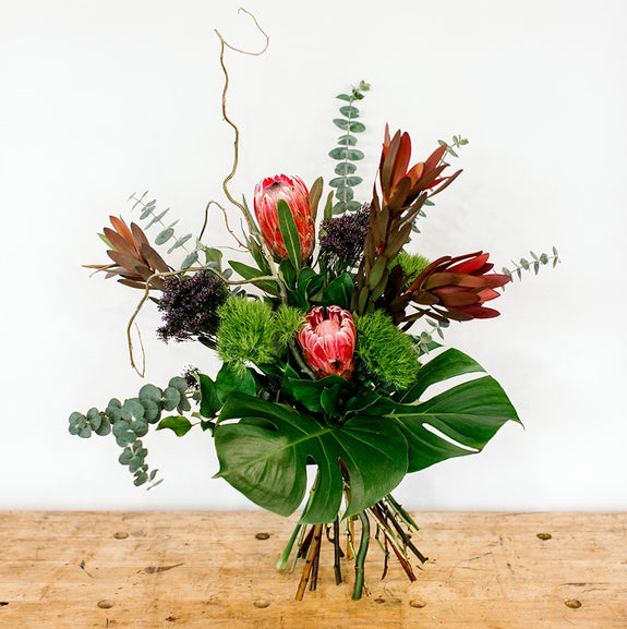 Hand Tied Tropical Designers Choice