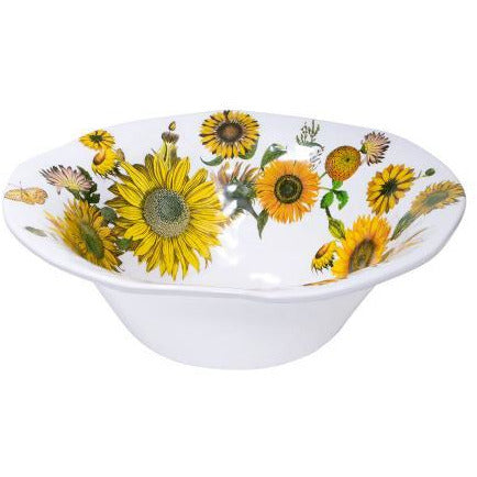 SUNFLOWER  LARGE BOWL