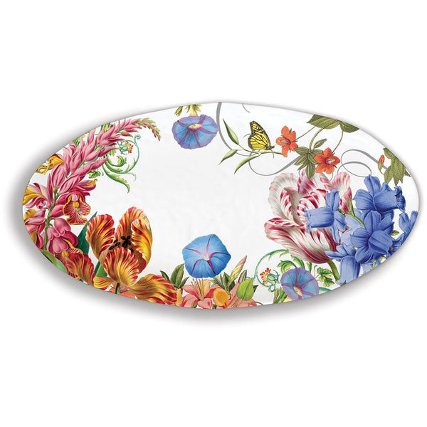 SUMMER DAYS  OVAL PLATTER