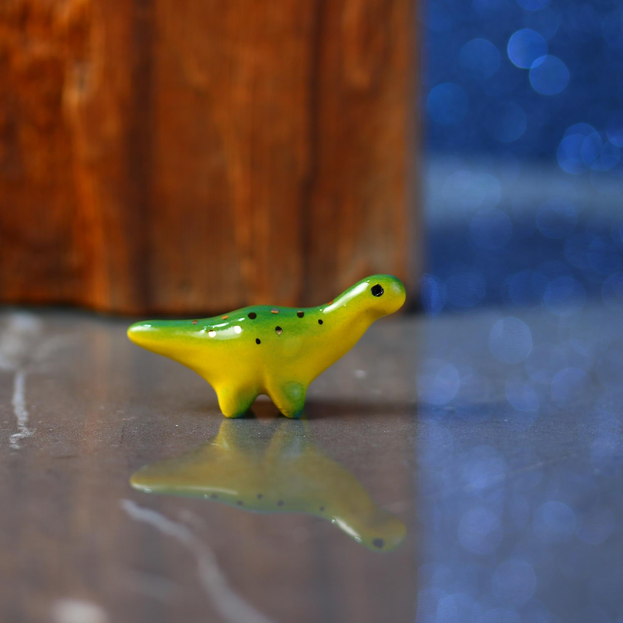 Tiny Dinosaur Figurine