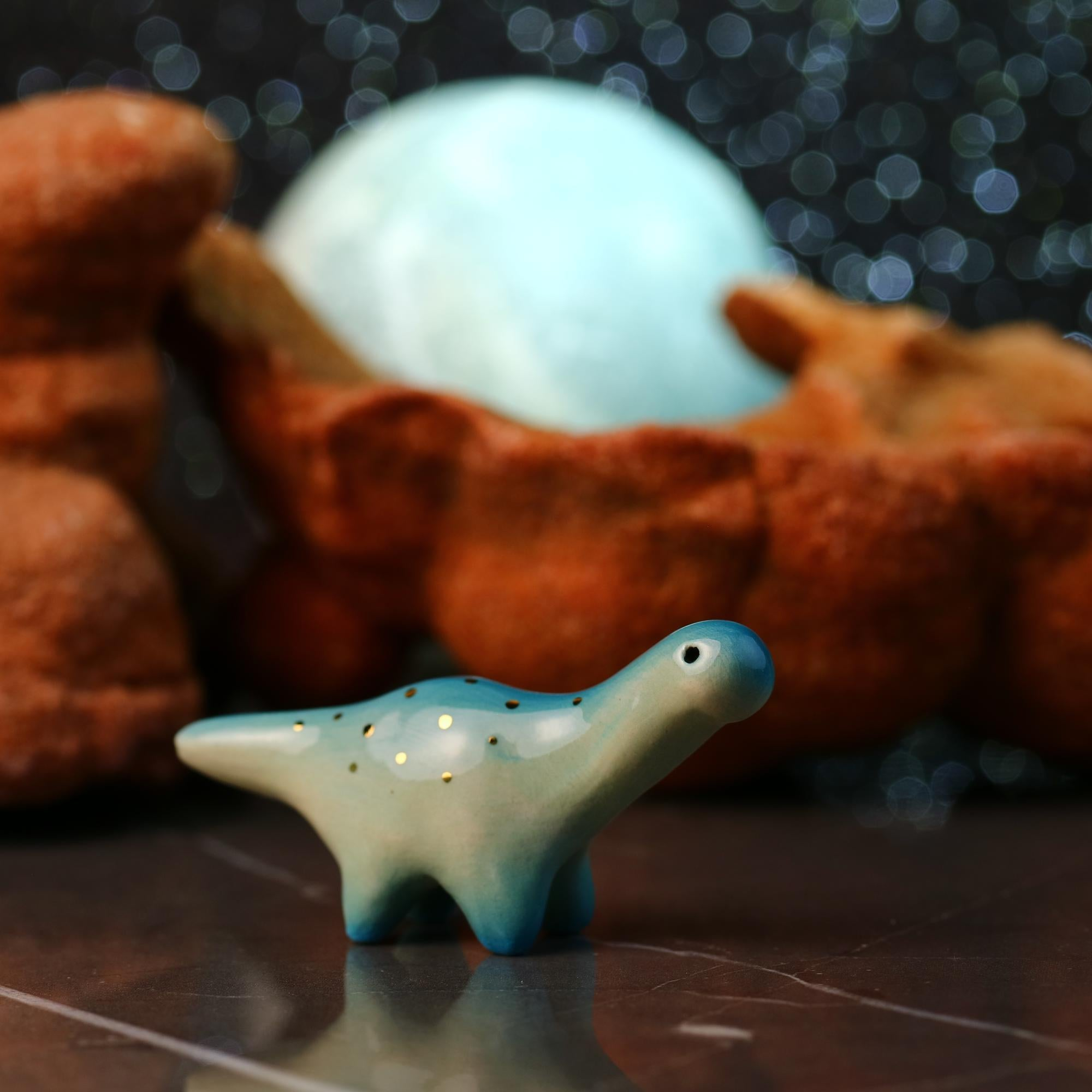 Little Dinosaur Figurine