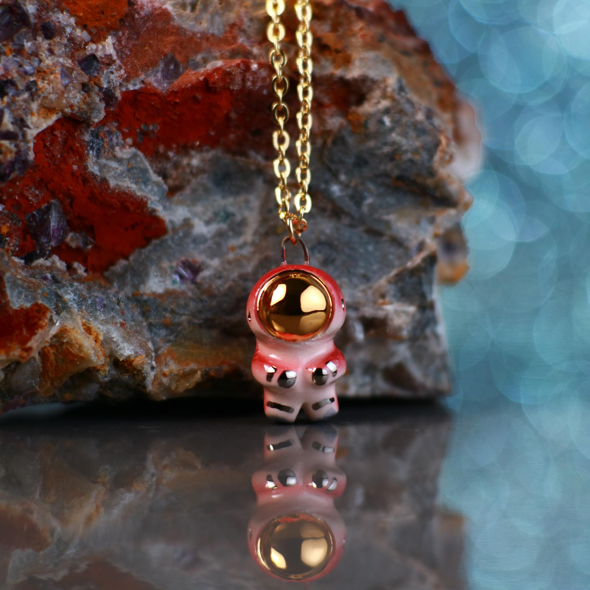 Astronugget Necklace