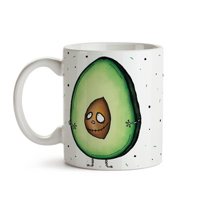 "Taza ""Aguacate"""