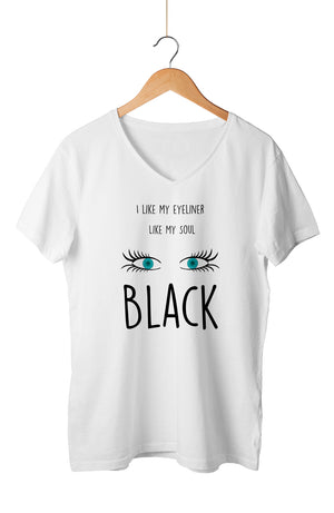 "Playera Sublimada ""Eyeliner"""