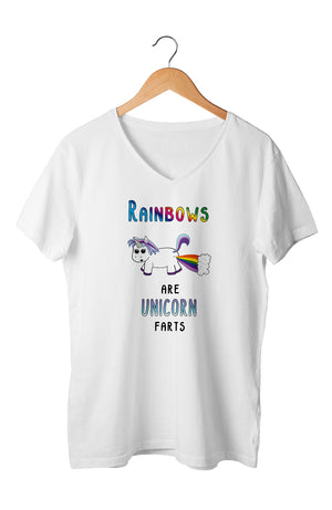 "Playera Sublimada ""Rainbows"""