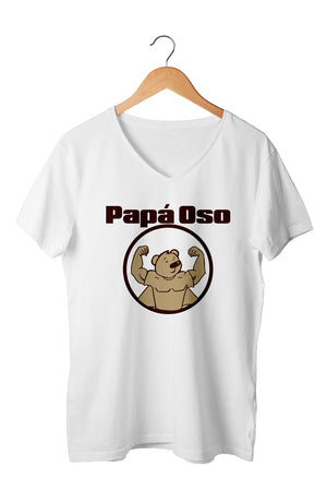"Playera Sublimada ""Papá Héroe"""