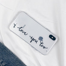 Funda ''I Love You''