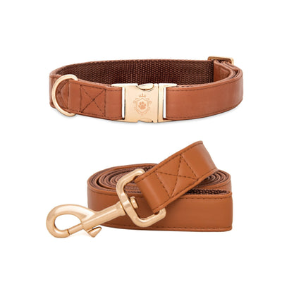 Calvados Collar & Leash Set