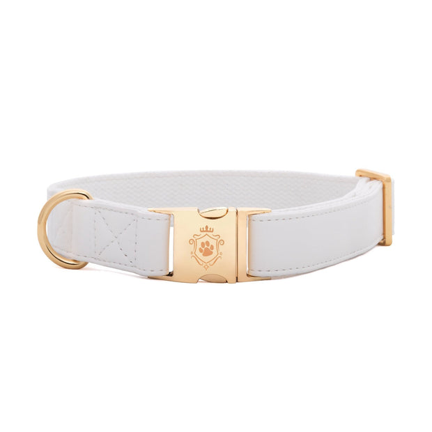 White Pearl Gold | Collar