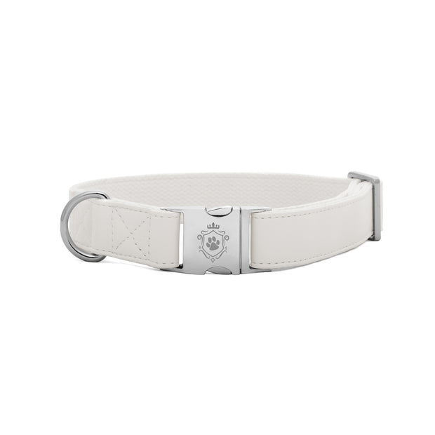 White Pearl Grey Metallic | Collar