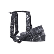 Onyx Leash & Harness Set