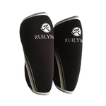 1 Pair 7mm Neoprene Compression Knee Support