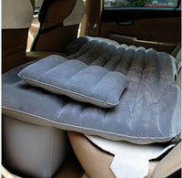 Car Air Mattresses Bed Cushion Travel Camping Sleep Back Seat Inflation SUV US