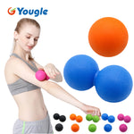 YOUGLE  Massage Ball Yoga Balls to Relieve Fatigue