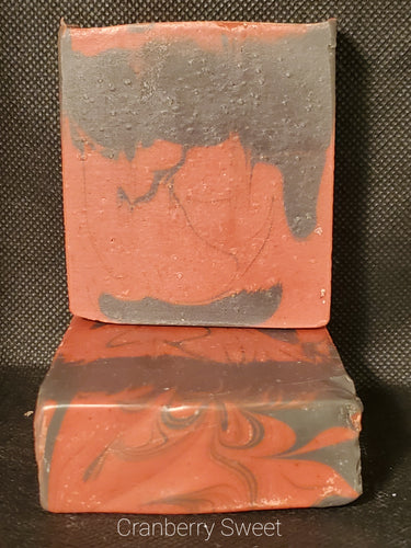 Cranberry Sweet Soap