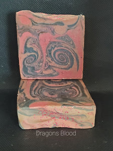 Dragons  Bloods Soap