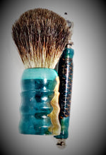 Wood & Resin Shave Set