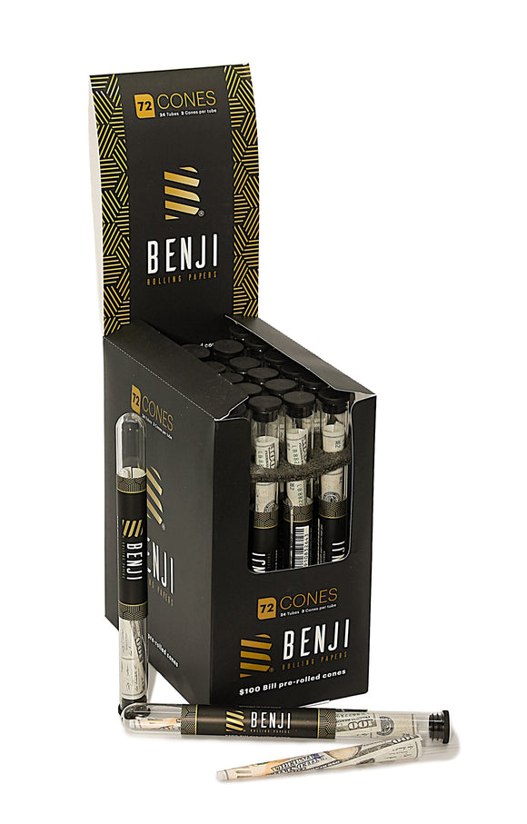 BENJI® Cones (Box of 24)