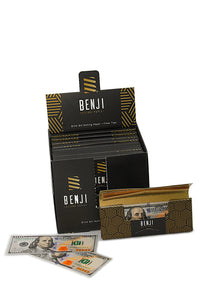 BENJI® - Rolling Paper Booklets (Box of 24)