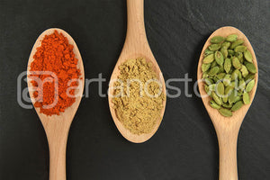 ID 150 Indian Spices - Artandstock
