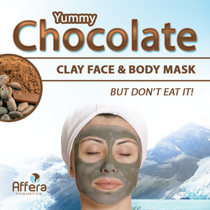 Chocolate Clay Face & Body Mask