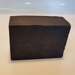 Black Charcoal Bar Soap - Unscented