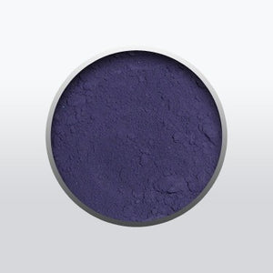 Mica Free Eye Shadow, Eye Liner & Eyebrow Powder - Eggplant - Matte