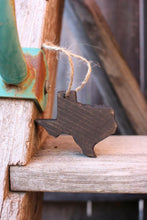 Load image into Gallery viewer, Texas Ornament // Black