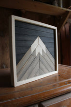 Load image into Gallery viewer, Mini Mountain // Black, Grey, Natural