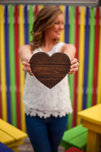 Load image into Gallery viewer, Wooden Heart
