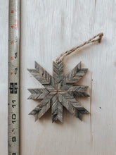 Load image into Gallery viewer, Barnwood Ornament