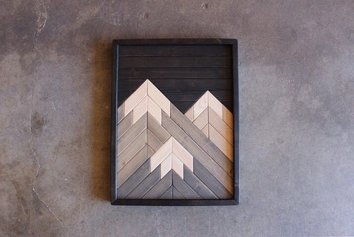 Three-Peak Mountain // Sleek Color Palette