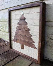 Load image into Gallery viewer, Rustic Christmas Tree