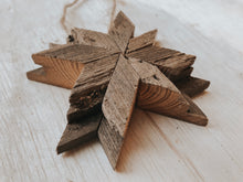 Load image into Gallery viewer, Barnwood Ornament // The Daigle's