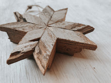 Load image into Gallery viewer, Barnwood Ornament // Suzanne