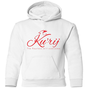 KU'RIJ RED SIGNATURE TODDLER  Pullover Hoodie