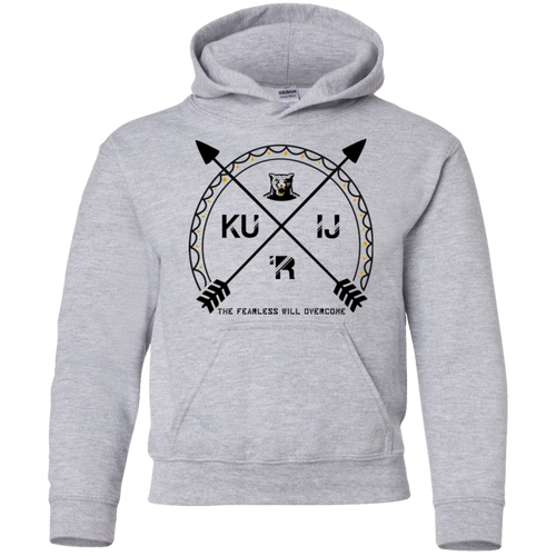 KU'RIJ Youth Pullover Hoodie
